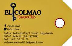 Vintage Home Style: Nuevo local vintage en la Latina, El Colmao Gastro...
