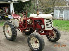 1952 Massey Harris Pony Tractor