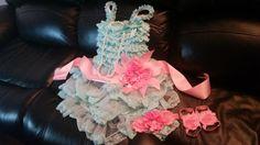 Baby Dress  Infant Dress  New Born Dress  Dress Size by linydress