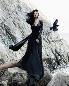 Gothic Wedding Dresses: Challenging Traditions Chapel Wedding Dresses, Black Wedding Gowns, Country Wedding Dresses, Gothic Wedding, Princess Wedding Dresses, Colored Wedding Dresses, Modest Wedding Dresses, Bridal Dresses, Pirate Wedding