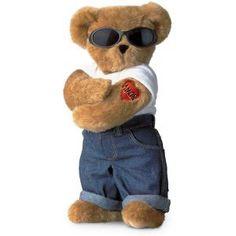 Vermont Bears Tattooed Teddy