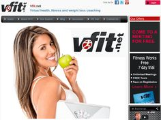 Vfit.net is a web project designed snd developed by Calipus Software.