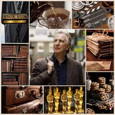 Alan Rickman, Best Actor, Actors, Wallpaper, Wallpapers, Actor