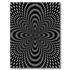 Time Warper Post Card #gifts #psychedelic #abstract