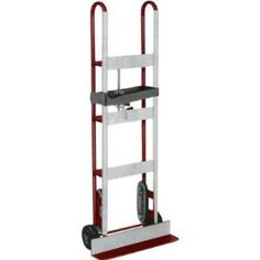 Milwaukee 185 Appliance Truck by Gleason - Milwaukee Hand Truck. $299.99. Moving appliances will be easier than ever with the Milwaukee 185 Appliance Truck. Perfect for transporting larger appliances such as refrigerators, freezers, washers and dryers, this hand truck is sure to make your work load less strenuous. To move large appliances effortlessly, the Milwaukee 185 Appliance Truck really performs.