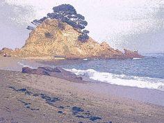 'Die Costa Brava' von Dirk h. Wendt bei artflakes.com als Poster oder Kunstdruck $18.03
