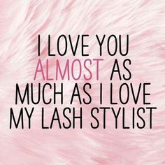 An infill (and a giggle) with your lash stylist can always brighten your day! #lashes #lashextensions #love #newtownlashes #parramattabeauty #gosfordlashes #loveyourlashes