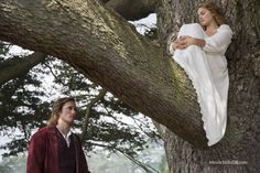 Tarzan (2016) Alexander Skarsgard and Margot Robbie