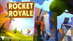 The time when you couldn't enjoy Rocket Royale due to insufficient resources are over. Now you can enjoy Rocket Royale the Android I, Battle Royale Game, The Clash, Hack Online, Make It Work, Clash Of Clans, Accounting, Things To Come, Hacks