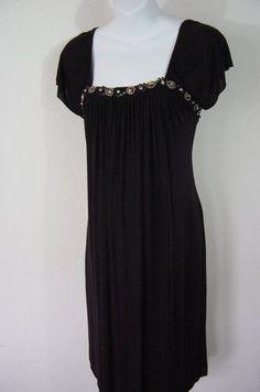 Bailey 44 Pea in The Pod Dress Maternitylittle Black Misses Size Large LG L | eBay