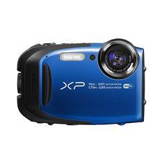 #CamaraDigital Acuatica Fujifilm Finepix XP80 16.4Mpx. http://www.opirata.com/es/camara-digital-acuatica-fujifilm-finepix-xp80-164mpx-azul-p-34498.html