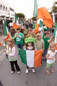 ✈Okinawa Japan✈ St. Patrick's Day parade