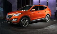 2013 Hyundai Santa Fe Sport - Best Family New Cars by Body Style My Dream Car, Dream Cars, 2014 Hyundai Santa Fe, New Santa Fe, Used Ford Mustang, Best Family Cars, Sweet Cars, Automobile Industry, Cool Cars