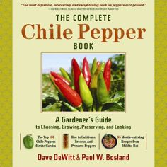 In this comprehensive book, world chile experts Dave DeWitt and Paul W. Bosland have assembled all the information that anyone with an interest in chile peppers could ever hope to find. Detailed profiles of the 100 most popular chile varieties include information on how to grow chiles; how to diagnose and remedy problems, pests, and diseases; and post-harvest processing and preservation.
