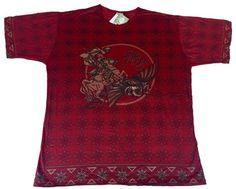 Camiseta São Jorge - Manga Curta - Tamanho GG