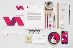 #MockUp #fotográfico de #papelería #corporativa #free #diseño