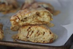French Onion (Soup) Scones