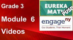PRIME Time Math PUSD: Eureka Math Grade 3 Module 6 #eurekamath #engageny...