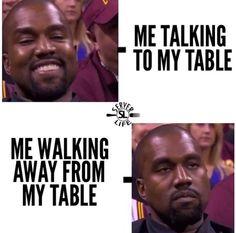Story of my life haha Server Quotes, Server Memes, Server Humor, Waitress Humor, Waitress Problems, Work Jokes, Work Humor, Work Funnies, Restaurant Memes