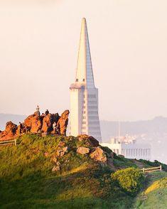 San Francisco Travel, San Francisco Skyline, Transamerica Pyramid, Good Morning, Community, Photo And Video, Street, World, Building