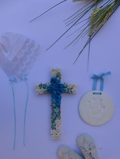Easter decorations easter decor easter gift rustic cross easter baptism gift baptism wall cross godchild gift baby baptism gift godson gift negle Images