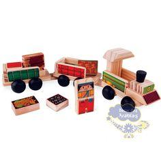 Meu trem, Meu trem Kitopeq, brinquedos kitopeq, trem de madeira, carrinho de…                                                                                                                                                                                 Mais