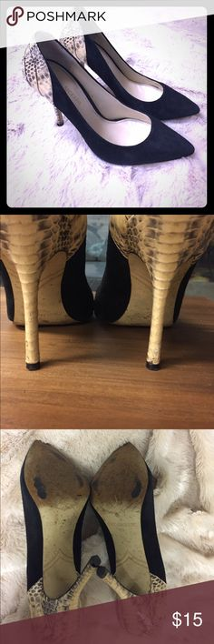 Enzo Angiolini Pumps Sexy pumps with a leather upper size 9 Enzo Angiolini Shoes Heels
