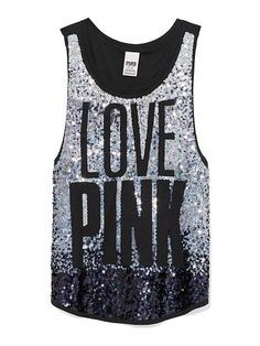 Limited Edition Bling Tank