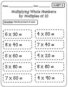 Worksheets Common Core Worksheets For 3rd Grade common core worksheets 3rd grade edition to pair with interactive math notebooks from create