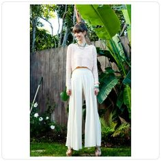 These+beautiful+flowing+pants+are+just+what+you+need+for+this+Spring/Summer.+    Small:+0-6  Medium:+8-12  Large:+14-16