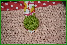 How to crochet a buttom