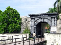 Fort Marlborough, Bengkulu, Indonesia