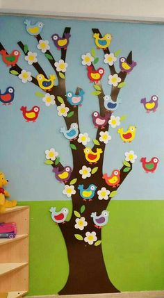 Craft gifts for kids classroom ideas for 2019 Kids Crafts, Tree Crafts, Preschool Crafts, Easter Crafts, Diy And Crafts, Craft Projects, Arts And Crafts, Craft Ideas, Crafts For Children