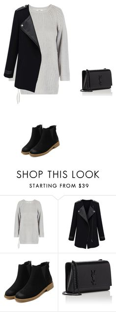 """""""Fall"""" by doda-laban on Polyvore featuring Yves Saint Laurent"""