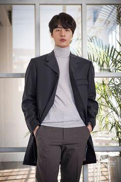 [Interview] Yang Se-jong Immerses Himself in His Roles Korean Male Actors, Asian Actors, Korean Celebrities, Celebs, Kim Min Suk, Block B Kyung, Romantic Doctor, Korean Entertainment, Korean Star