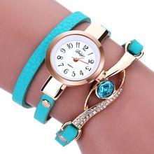 Sujetador damas de marca relojes 2016 mujeres de moda relojes de pulsera de…