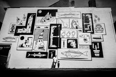 Boston mural for Converse's Blank Canvas project