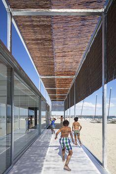 Galería de Escuela de Vela de Sotogrande / Héctor Fernández Elorza + Carlos García Fernández - 5