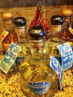 Honestly, Chris Whitehead, you have more Mexican Moonshine Tequila in your house than Roger Clyne. ¡Salud!