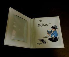 Vintage Rare Pony Tail Vinyl Pals n Poses Photo Album Nr Mint Unused Wow Teen Fun, Bobby, Ponytail, 1950s, Barbie, Mint, Poses, Album, My Love