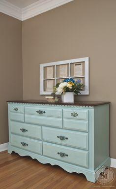 Eulalieu0027s Sky MMS Painted Dresser