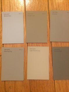 Oak Trim Paint Colors And Paint On Pinterest