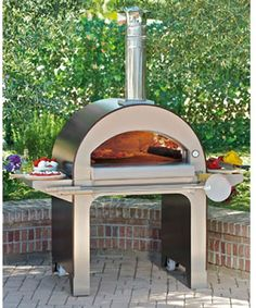 For my Baby at our new country house  Alfa Forno 4 Wood Fired Pizza Oven - Outdoor Pizza Ovens at Hayneedle