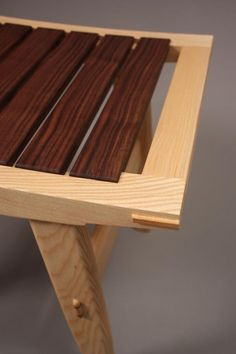Seat One | Northwest Woodworkers Gallery