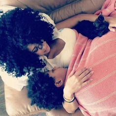 ***Try Hair Trigger Growth Elixir*** ========================= {Grow Lust Worthy Hair FASTER Naturally with Hair Trigger} ========================= Go To: www.HairTriggerr.com ========================= Naturally Snuggling Up with Mommy!!!