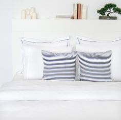 www.lillasky.com. Relaxing nautical style for your bedroom.