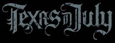 Texas In July band logo