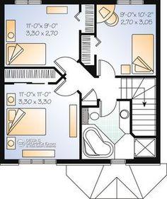 house_plan_maison_etage_2_stories_Etage_W2753