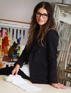 Camilla Freeman-Topper (quite enjoying the geek chic)