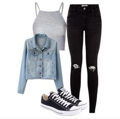 this is my first day of school outfit, (decided thus far at least, lol).